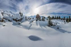 Dolomiti winter time
