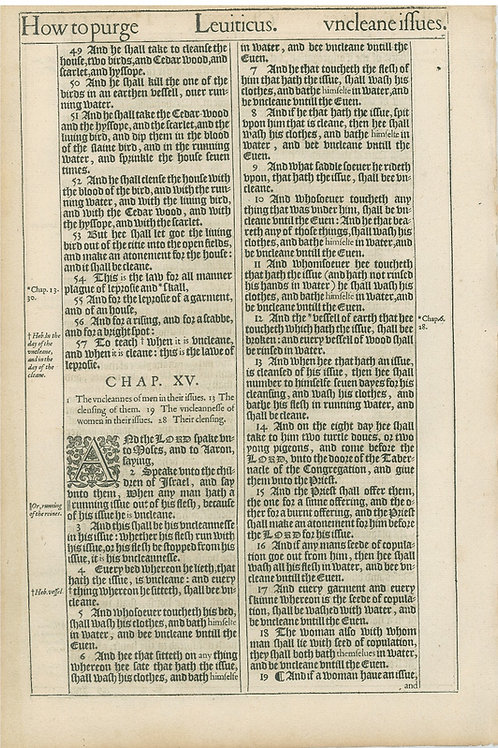 Leviticus 14:23b-14:48 - 14:49-15:19a