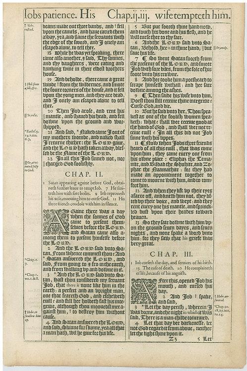 Job 1:17b-3:4 - 3:5-4:16