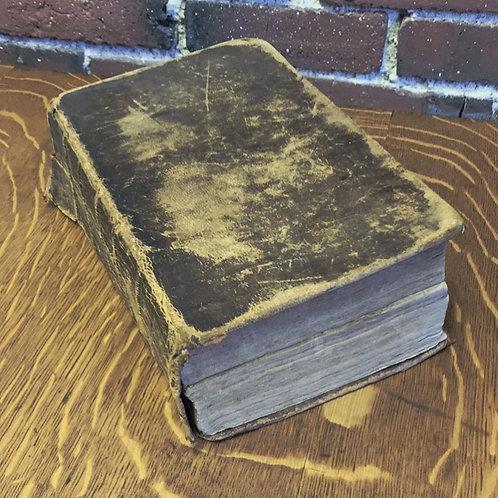 1815 Walpole Bible