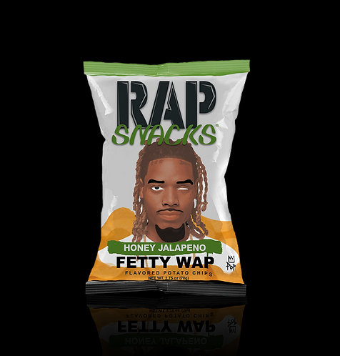 Rap Snacks Honey Jalapeno