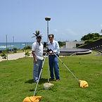 Levantamiento Geomático Topográfico en Puerto Plata República Dominicana