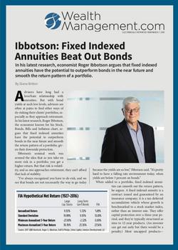 Ibbotson page 1