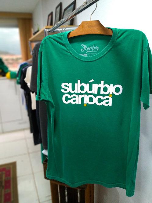 CAMISETA SUBÚRBIO CARIOCA STONE