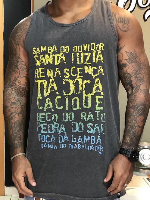 REGATA RODAS DE SAMBA STONE