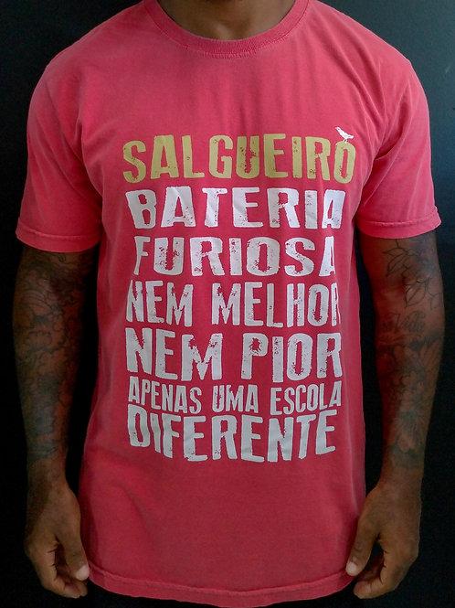 CAMISETA NAÇÃO SALGUEIRENSE STONE