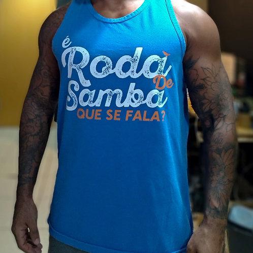 REGATA É RODA DE SAMBA QUE SE FALA STONE
