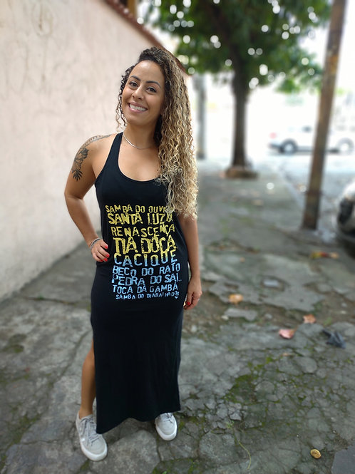 VESTIDO RODAS DE SAMBA