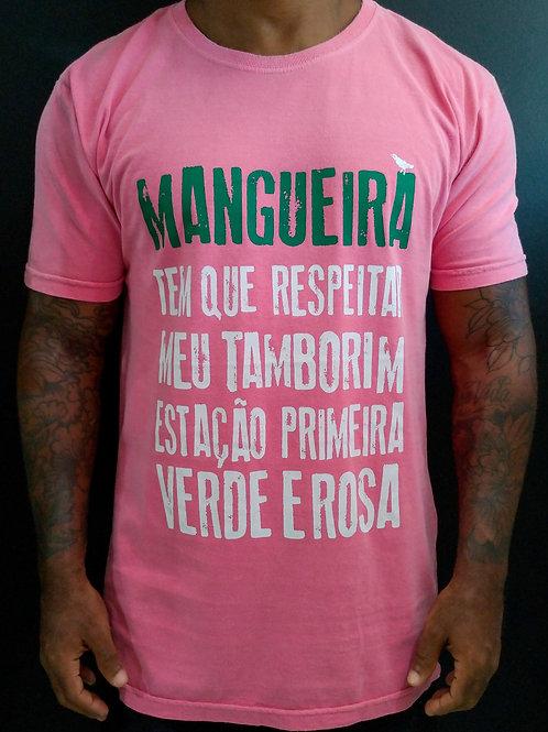 CAMISETA NAÇÃO MANGUEIRENSE STONE