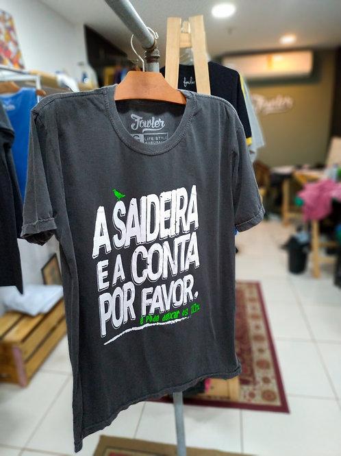 CAMISETA SAIDEIRA STONE