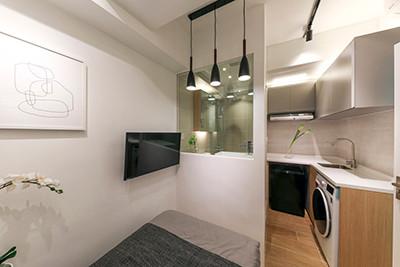 Serviced Apartment FYB