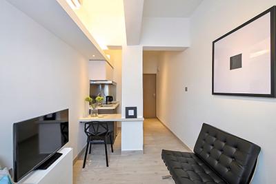 Serviced Apartment WKB