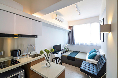 Serviced Apartment LHS