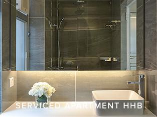 SERVICED APARTMENT HHB