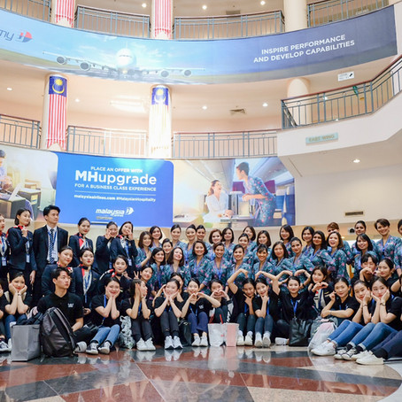 Malaysia Airline Academic Visitation