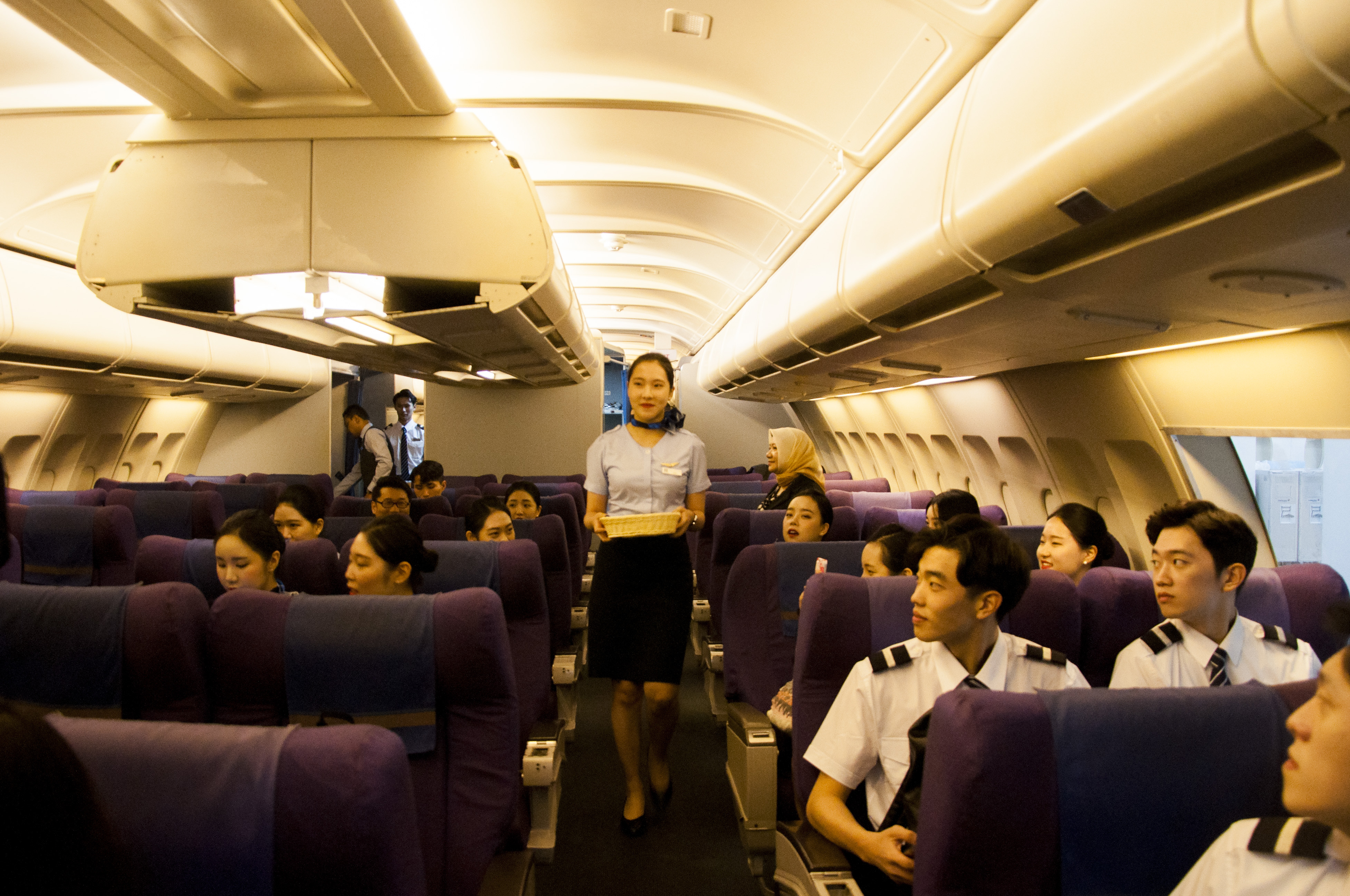 Malaysia Airlines Academic Visit