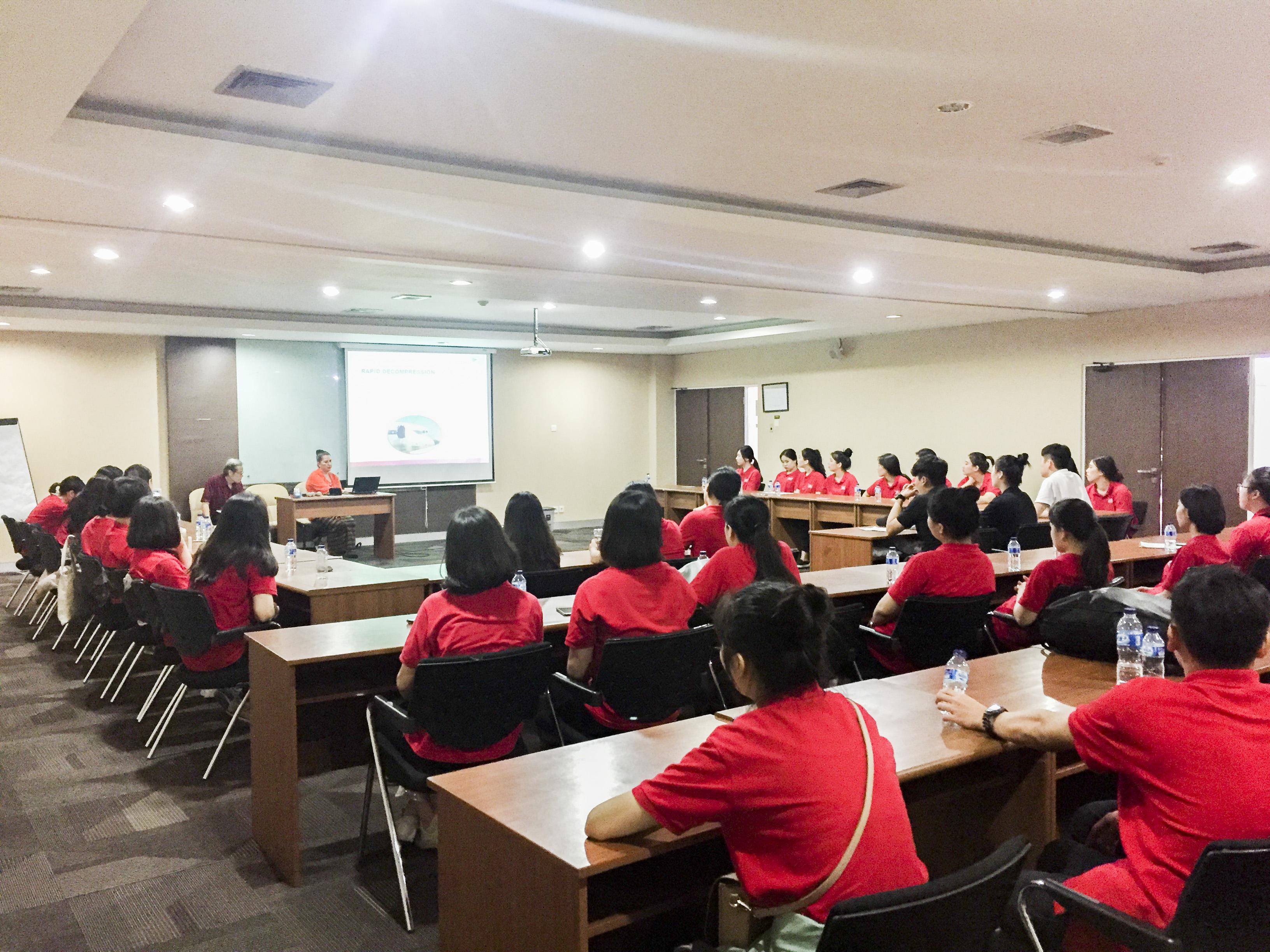 Garuda Indonedia Training Centre