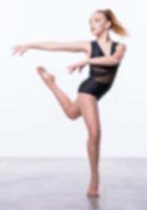 Sophie Wennekamp, dancer, model