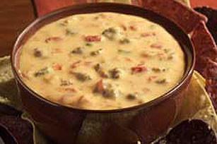 Spicy Velveeta Cheese Dip