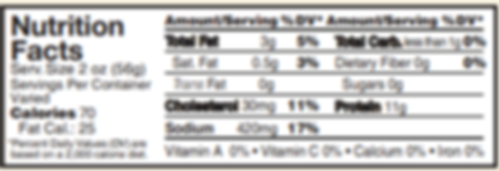gaRDEN hERB Nutrition Label.png