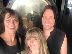 World Nia Dance Trainers: Ann Christiansen & Rebecca Kelly