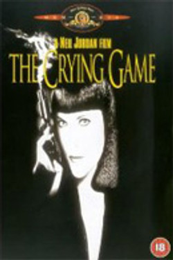 Crying Game poster