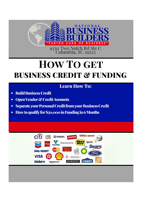 Business Credit Guide for Beginners