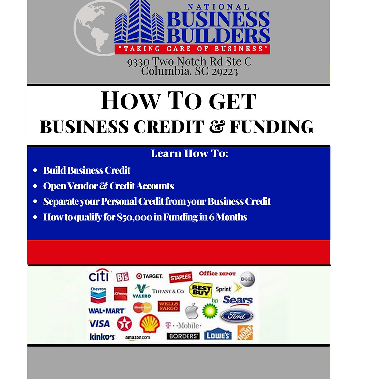Business Credit (The Basics) Online