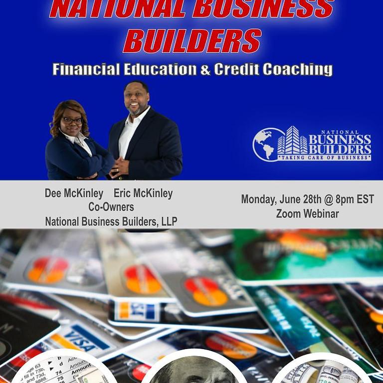 Credit & Financial Education Coaching
