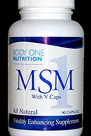 Body One MSM Pills