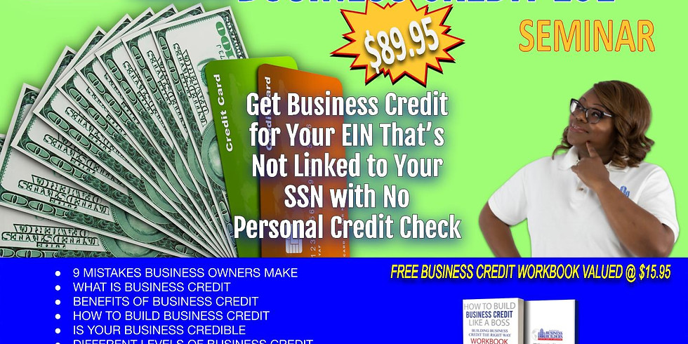 Business Credit 101