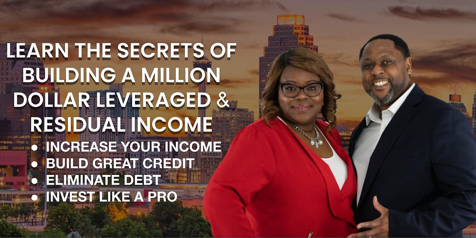 Business & Financial Empowerment (In Person)