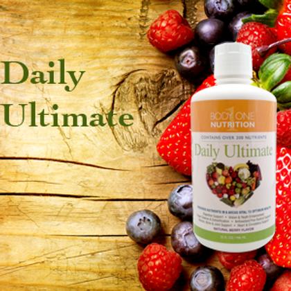 Body One Daily Ultimate Liquid Vitamin