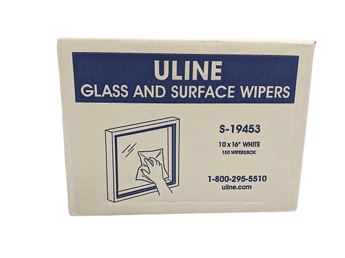 Glass and Surface Wipes
