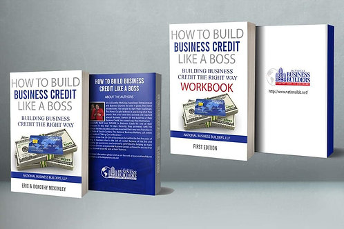 Business Credit Guide w/ Workbook