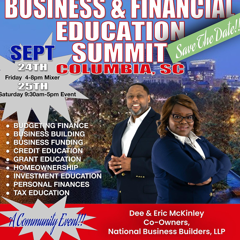 Business & Financial Education Summit