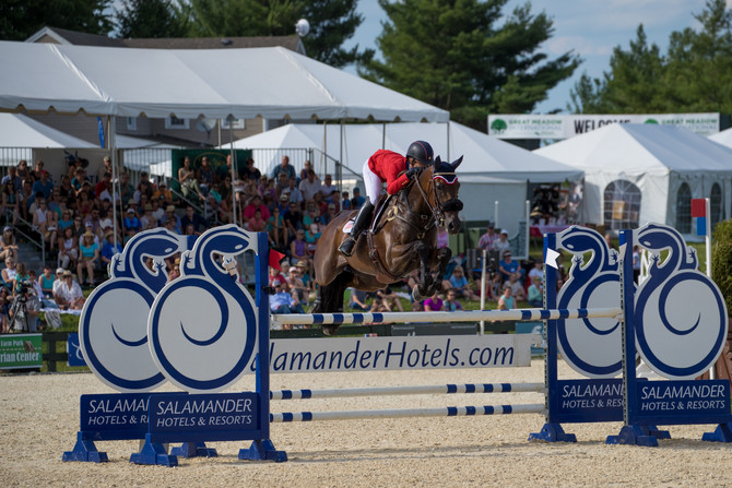 PRESS RELEASE: FEI Nations Cup™ Eventing Awarded To Great Meadow For Third Time