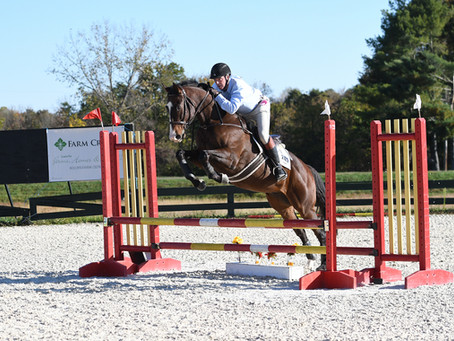 Rerouting in 2020 - Casanova-Warrenton Pony Club Jumper Shows