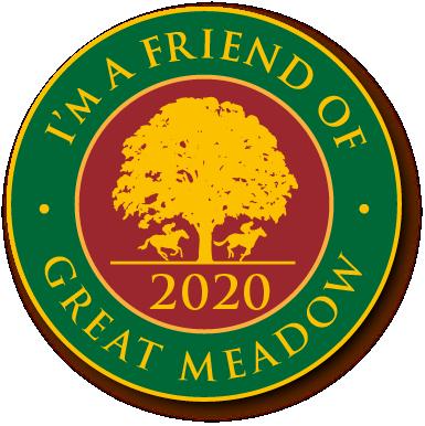 2019 Friend of Great Meadow Sticker