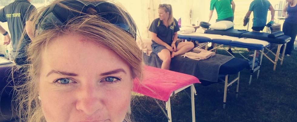 Jenna Sports Massage
