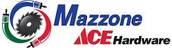 Mazzone Ace Hardware Transparent backrou