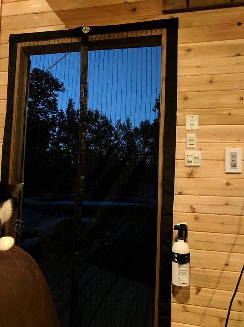 Square RV Door Screen