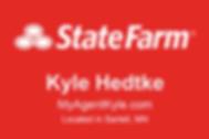 Kyle Hedtke State Farm Logo.png