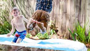 11 tips voor buitenspelen in de tuin.