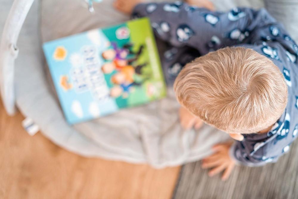 boekje voorlezen aan kinderen - verhaaltje voorlezen aan kinderen - luisterboek voor kinderen