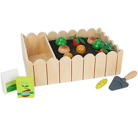 buitenspeelgoed moestuin kinderen tuinie