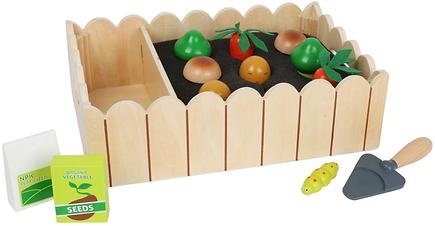 buitenspeelgoed kinderen moestuin speels