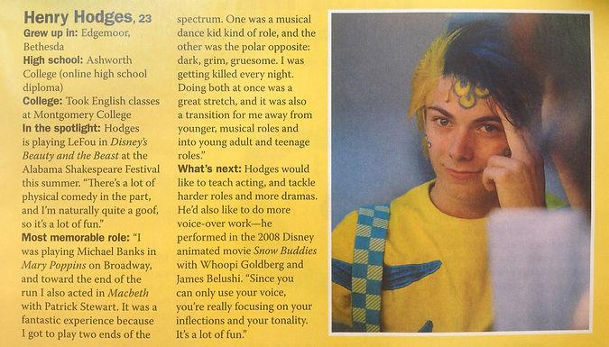 Henry Hodges - Bethesda Magazine