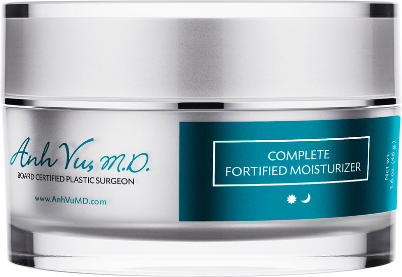 Complete Fortified Moisturizer