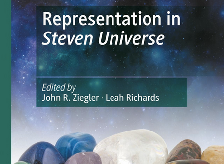 """GEM Members featured on New Book: """"Representation in Steven Universe"""""""